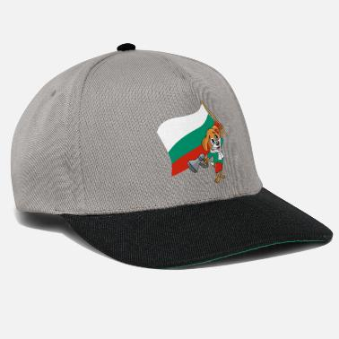 Bulgaria Bulgaria fan dog - Snapback Cap
