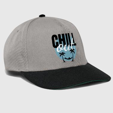 CHILL out - Casquette snapback