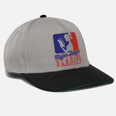 Major League Major League Geek Graphic - Snapback Cap