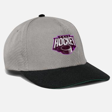 Hockey Team Hockey Team Ice Hockey - Snapback Cap
