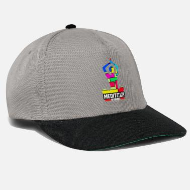 Mönch Meditation - Snapback Cap