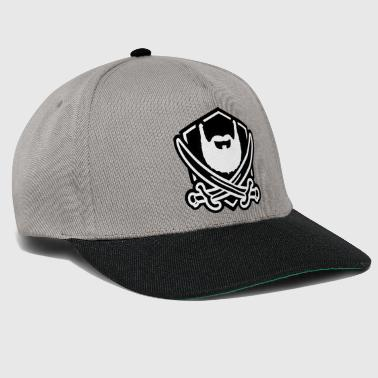 pirate barbu - Casquette snapback
