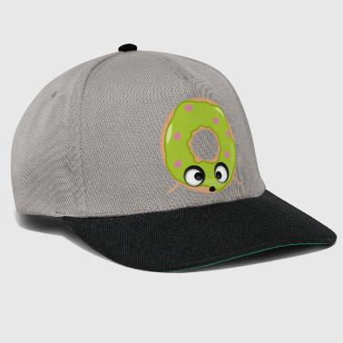 I Love Berlin Green donut! - Snapback Cap
