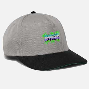 Graffiti Brayden Graffiti Name - Snapback Cap