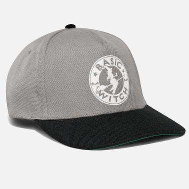 Wake Up Coffee witch - Snapback Cap