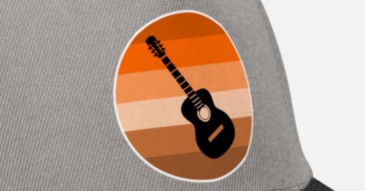 guitarra Gorra snapback  7b7ca5074a0