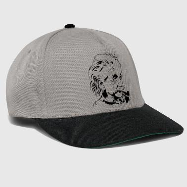 Albert Einstein, scientist - Snapback Cap