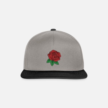 Trendy Trendy Rose! - Snapback-caps