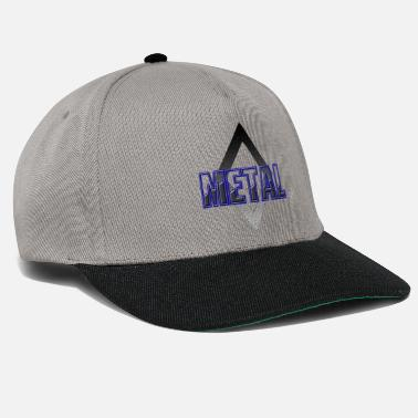 Power Metal Metal - Snapback Cap