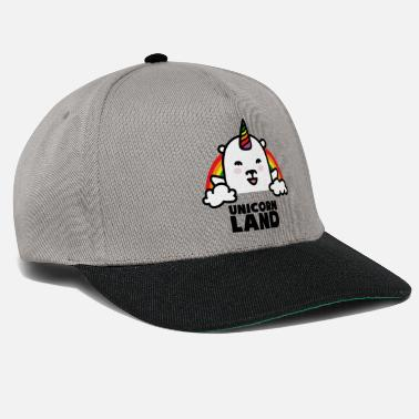 Country Unicorn country - Snapback Cap