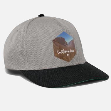 Nationalpark Nationalpark Kalifornien-Yosemite - Snapback Cap