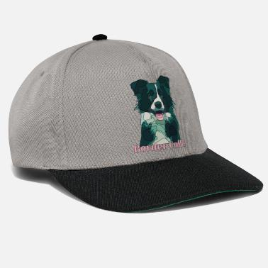 Border border collie - Snapback Cap