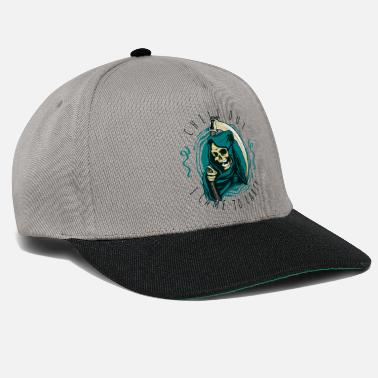 Chill chill out - Snapback-lippis