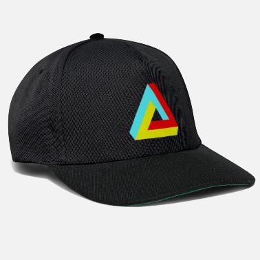 Triangolo Triangolo impossibile - Cappello snapback