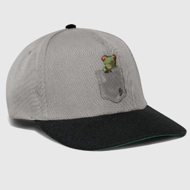 pocket grenouille by customstyle - Casquette snapback