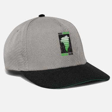 Greenland Say Greenland Party Climate Protection Climate Change CO2 - Snapback Cap