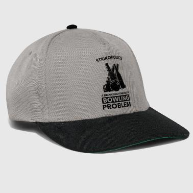 Beer, Bowling, Strike, Engagement Party, Gift - Snapback Cap