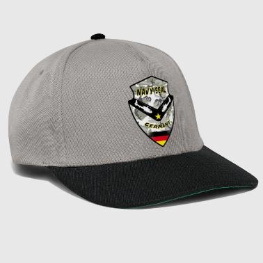 Navy Seal Allemagne - Casquette snapback