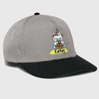 Unicorn / Unicorn Eating Designs par AR - Casquette snapback
