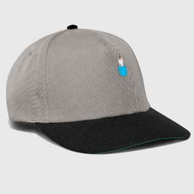 Unicorn Pocket Gift - Snapback Cap
