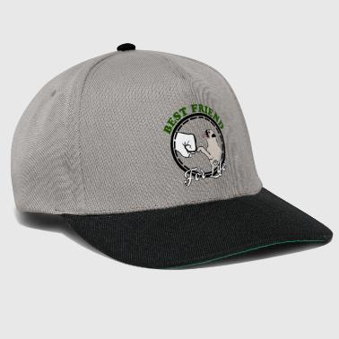 Best friends for life - Snapback Cap
