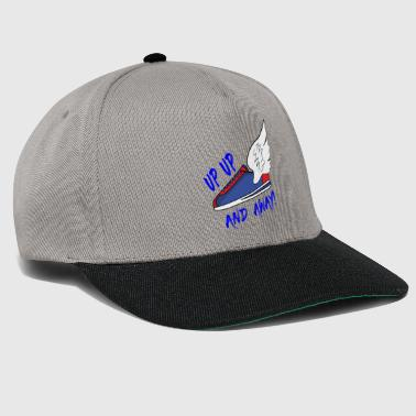 Up UP UP & AWAY sneaker - Snapback cap