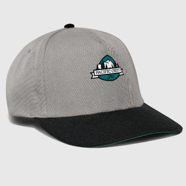 Pacific Crest Trail Wander Shirt - Snapback Cap