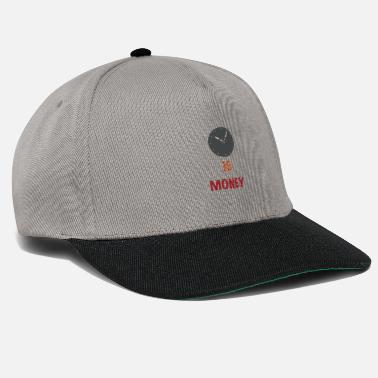 Tijd is $$ - Snapback cap