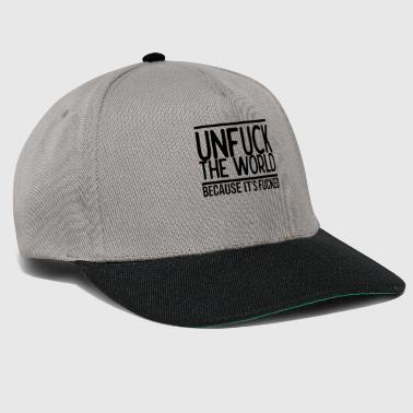 Ethical Environmental protection Organic nature - Snapback Cap