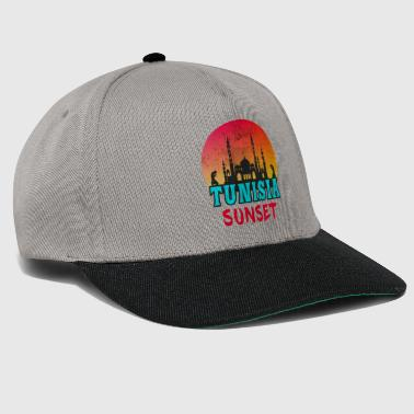 Sousse Tunisie Sunset Vintage / Gift Tunis - Casquette snapback