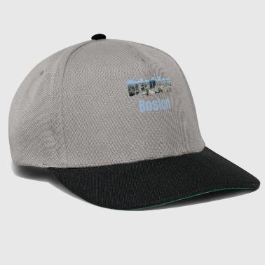 Quartiere Brighton Boston, USA Country, City Neigborhood Tourist Gifts - Snapback Cap