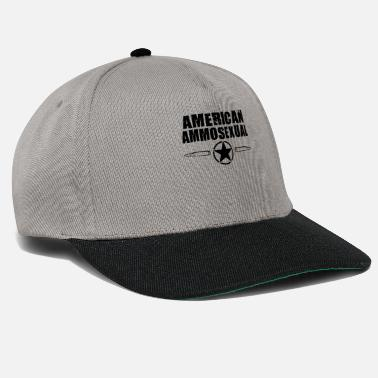 Gun Rights Ammosexual American Gun Owner Rights - Snapback Cap