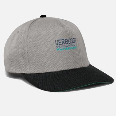 Error Bug Youth Word 2018 Gift Dark Colors - Snapback Cap