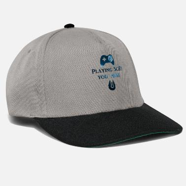 Scifi Playing Scifi you must - Snapback Cap