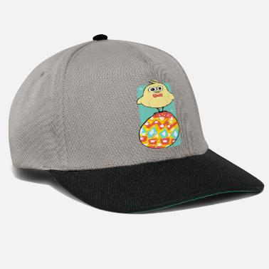Easter Egg Chick - Snapback Cap