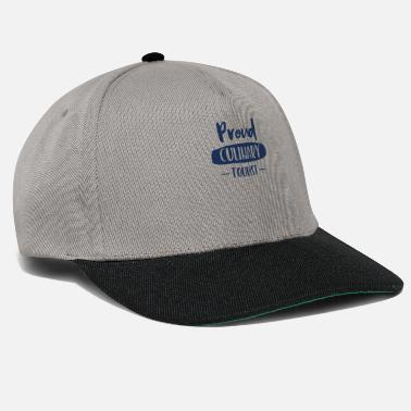 Journey Food Tourism Culinary - Snapback Cap