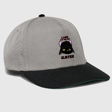 Luke Skywalker Luke tomcat galaxy - Snapback Cap