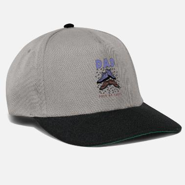 dad father dad father's day gift - Snapback Cap