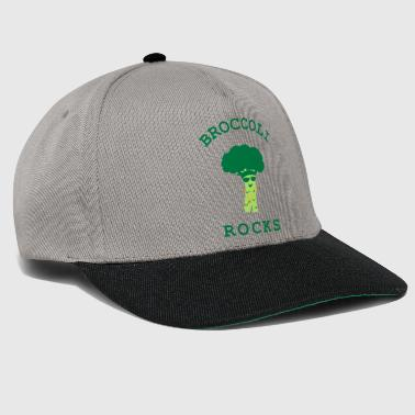 BROCCOLI ROCK - Snapback Cap
