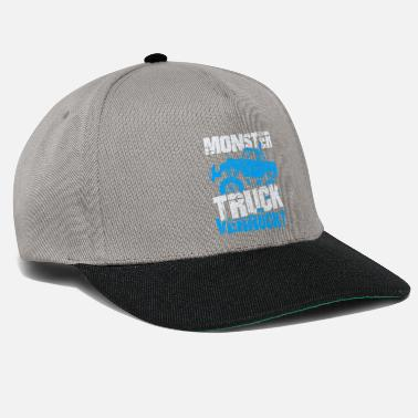 Mumie Monster Truck Crazy - Snapback Cap