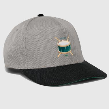 Drum with sticks Since 1992 - Snapback Cap