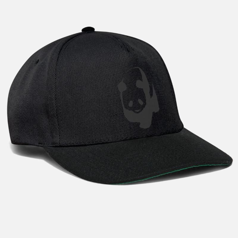 panda Gorra snapback  1e545287d48