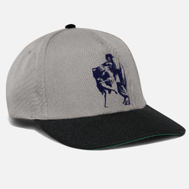 Graphic Art Art Vintage Graphic - Snapback Cap