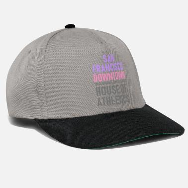 Los Angeles San Francisco - Downtown - House of Athletics - Snapback Cap