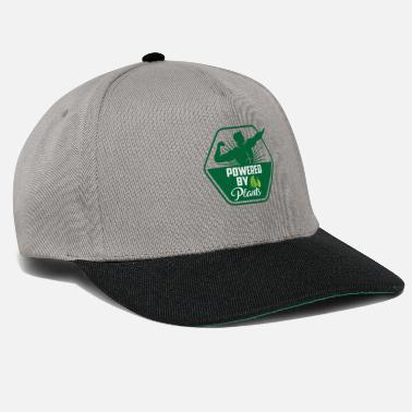 Power POWERED BY PLANTS - Snapback Cap