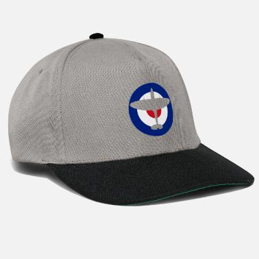 Luchtmacht Spitfire Cutout Roundel - Snapback cap