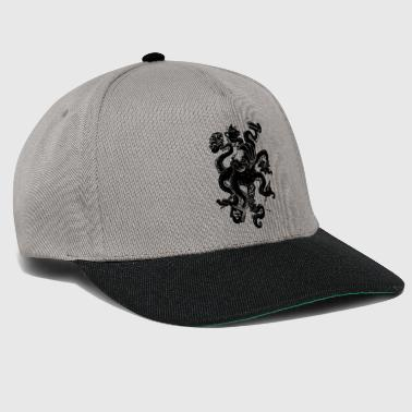 The Octopus All-rounder - Snapback Cap