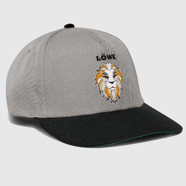 Astrological sign Leo - Snapback Cap