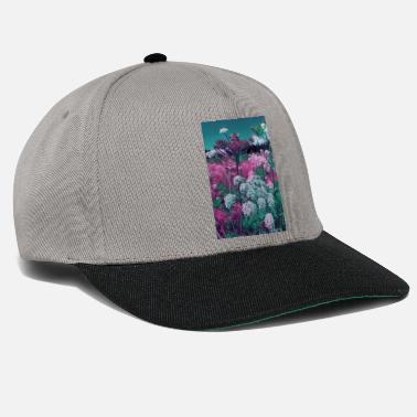 Eng Wildflowers i engen - Snapback-caps