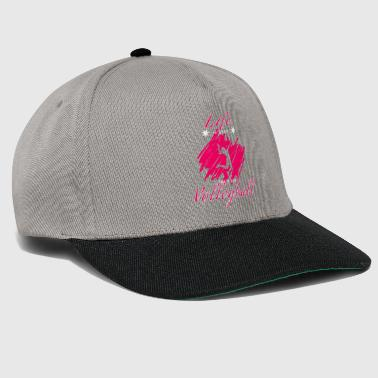 Volley volley volley - Casquette snapback